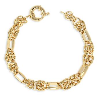 Gold-plated necklace Royal Maille 45cm
