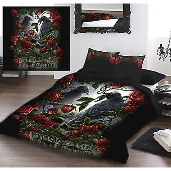 Forevermore - duvet & pillows covers set king/us queen