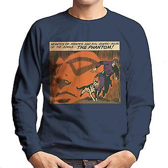 The Phantom Nemesis Of Pirates Men's Sweatshirt