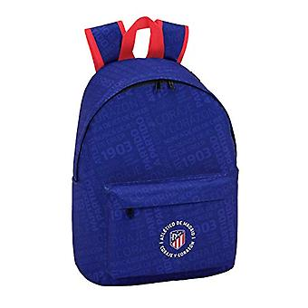 Atletico De Madrid 2018 Children's backpack - 41 cm - Blue (Azul)