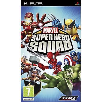 Marvel Super Hero Squad (PSP) - Nouveau