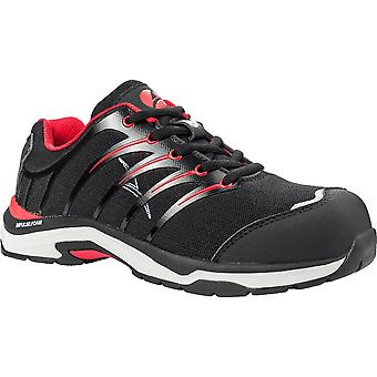 Albatros Womens Twist Low Breathable Lace Up Safety Shoes