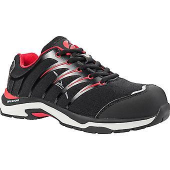 الباتروس النساء تويست منخفضة تنفس الدانتيل حتى أحذية السلامة