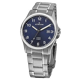 ATRIUM Men's Watch Wristwatch Titan A23-35