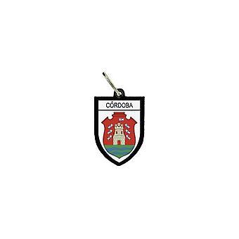 Tür Cles Keys Cle Flag Collection Stadt Blason Cordoba Argentinien