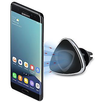 InventCase powietrza Vent samochodów Mount klip stojak magnetyczny uchwyt na telefon komórkowy dla Samsung Galaxy Uwaga 7
