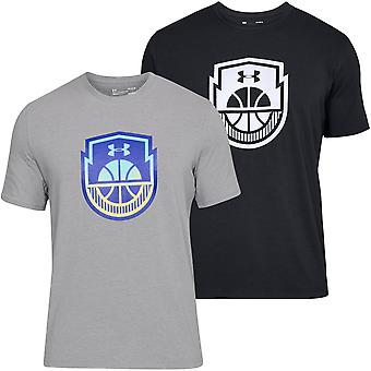 Under Armour Mens Basketball Icon SS Tee