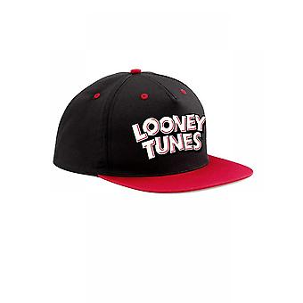 Looney Tunes Logo Snapback Cap Design