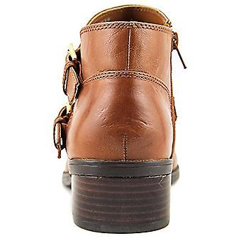 贝拉维塔弗兰基 N/S 圆趾皮革靴子