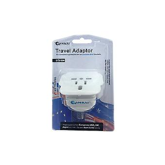 Travel Adapter for 240V Equipment