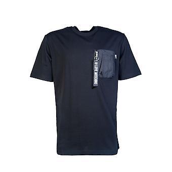 Moschino T Shirt Patch Pocket M4779 80 M3876
