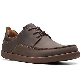 Clarks Un Lissabon Spitze Herren Casual Schuhe