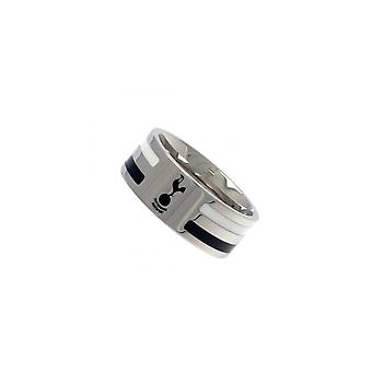 Tottenham Hotspur FC Colour Stripe Ring