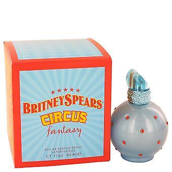 Circus fantasy eau de parfum spray by britney spears 463122 50 ml