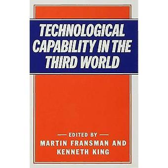 Capacités technologiques dans le tiers monde par Fransman