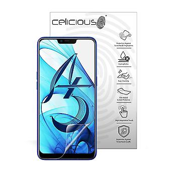 Celicious Impact Anti-Shock Shatterproof Screen Protector Film Compatible with OPPO A5