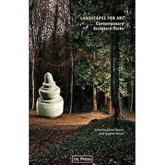 Landschappen voor kunst: moderne beeldhouwkunst parken (Perspectives on hedendaagse beeldhouwkunst): hedendaagse beeldhouwkunst parken (Perspectives on hedendaagse beeldhouwkunst)
