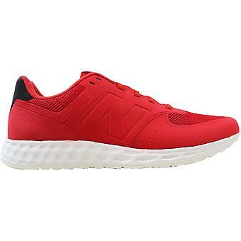 New Balance Fresh Foam 574 Czerwono-czarno-biały MFL574RB Mężczyźni's