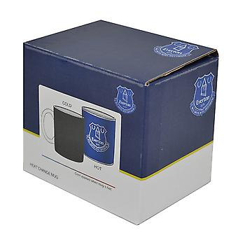 Everton FC Gradient Heat Changing Mug