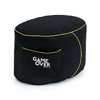Scorpion Chain Loft 25® 'Game Over' Gaming Foot stool Bean Bag Gamer Xbox PS4