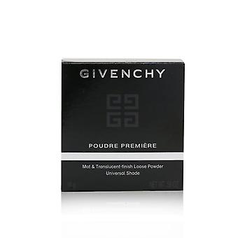 Givenchy Poudre Premiere Mat & Translucent Finish Loose Powder - Universal Nude (box Slightly Damaged) - 16g/0.56oz