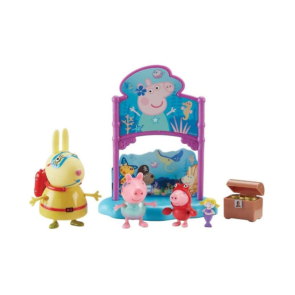 Peppa Pig Peppa's Under The Sea Party Theme Playset