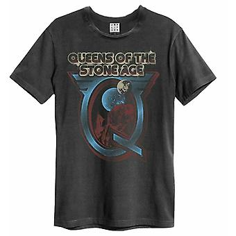 Amplified Queen Of The Stone Age Camiseta para Hombre