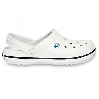 Crocs 11016 Crocband Unisex Clogs Bianco