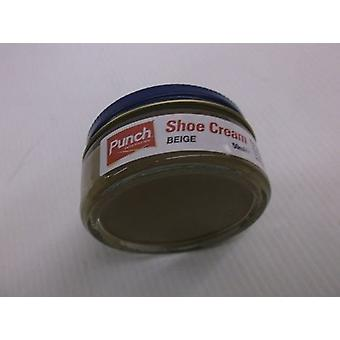 Classic Shoe Cream by Punch. Nourishes and Protects.