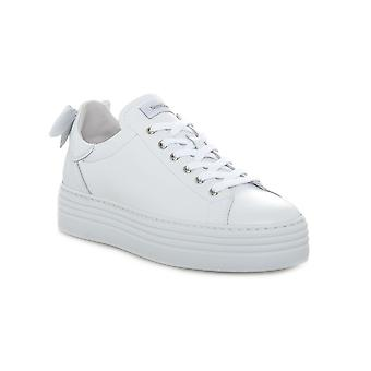 Nerogiardini 707 skipper white sneakers fashion