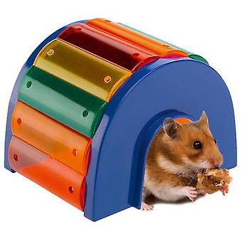 Ferplast Kuci House Multicolor (Small pets , Cage Accessories , Maisonnettes et Tunnels)