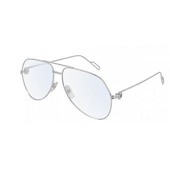 Cartier premiere DE CARTIER CT0116O 002 Silver Glasses