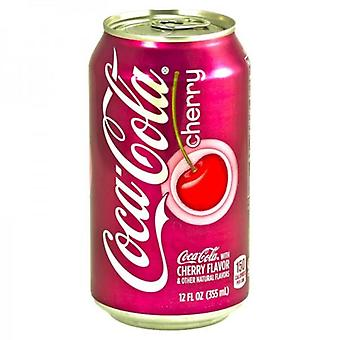 Coca Cola Us Cherry -( 591 Ml X 1 Bottles )