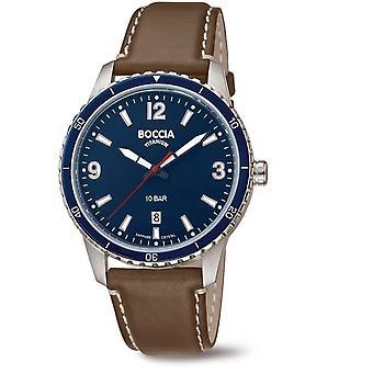Boccia Titanium 3635-02 Men's Watch