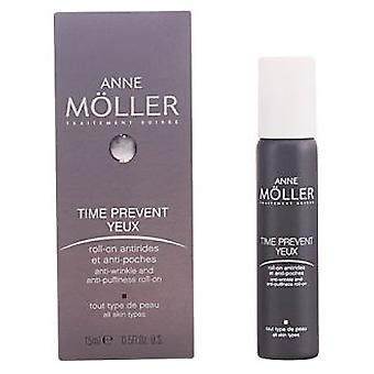 Anne Möller Time Prevent Anti-Wrinkle And Anti-Puffiness Eye Roll-On 15 ml