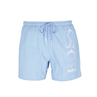 BOSS Octopus Baby Blue Swim Shorts