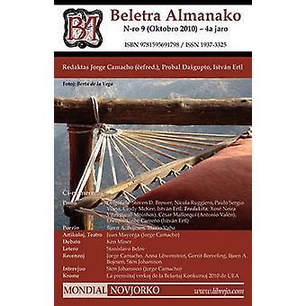 Beletra Almanako 9 Ba9  Literaturo En Esperanto by Camacho & Jorge