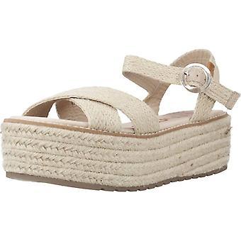 Emmshu Sandals Nesa natuurlijke kleur