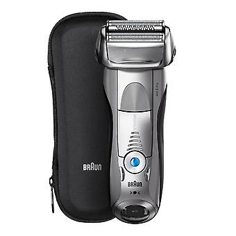 Electric Shaver Braun 222652 Wet&Dry Waterproof Silver