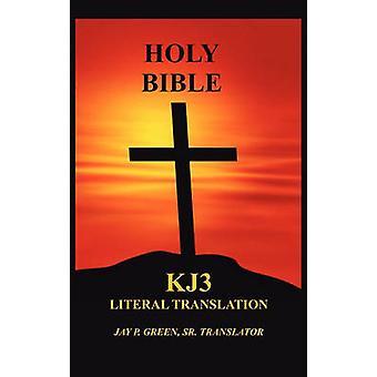 Literal Translation BibleOEKj3 by Green & Jay Patrick & Sr.