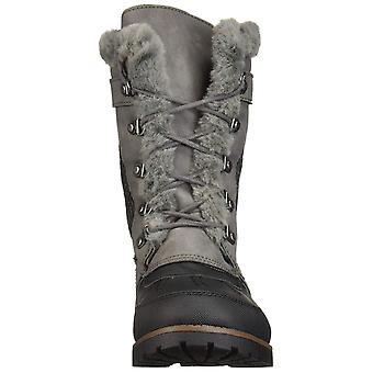 Rock & Candy Womens Danlea Closed Toe Mid-Calf Cold Weather Boots