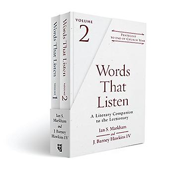 Words That Listen - A Literary Companion to the Lectionary - Volumes 1