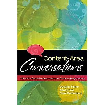 Content-Area Conversations - How to Plan Discussion-Based Lessons for