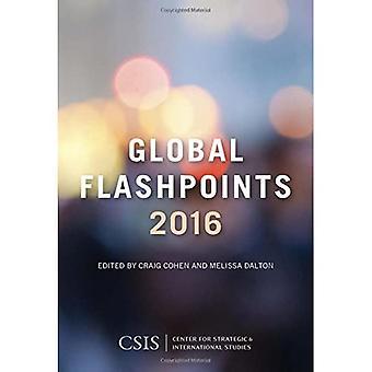 Global de focos de 2016: Crise e oportunidade (CSIS relatórios)