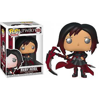 RWBY Ruby Rose Pop! Vinyl
