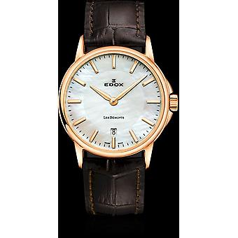Edox Watches Les Bémonts Women's Watch Les Bémonts 57001 37R NAIR
