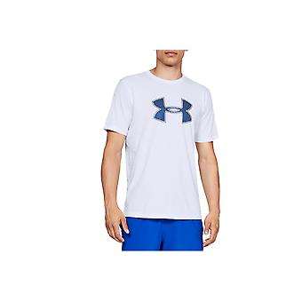 Under Armour Big Logo SS Tee 1329583-100 Mens T-shirt