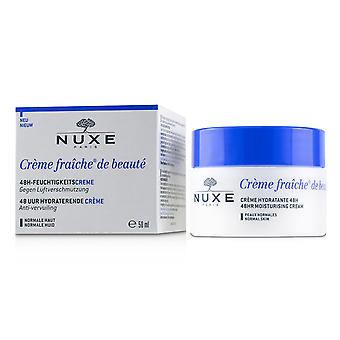 Creme fraiche de beaute 48 uur hydraterende crème voor normale huid 228796 50ml/1.7oz