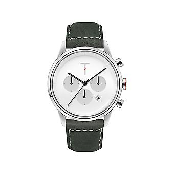 Tylor Watches Men's Tribe Tlac001 Ανδρικο Χακι Ρολοι Quartz