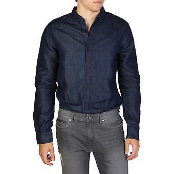 Man cotton long shirt t-shirt top ae65399